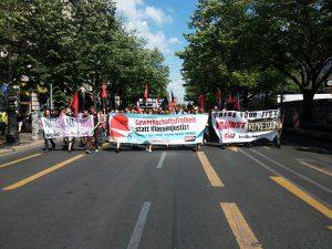Demonstration am 04.06.2016